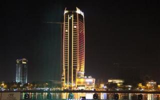 Khách sạn 5 sao 38 tầng NOVOTEL Sông Hàn