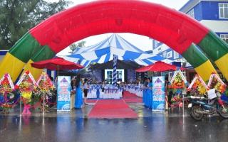 Lễ khánh Thành Nhà Máy Tủ Bảng Điện, Thang Máng Cáp & Tri Ân Khách Hàng