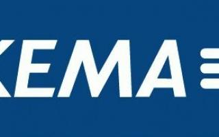 KEMA Type Test Certificate