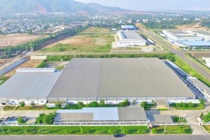 Nhà máy Sasaki Shoko Việt Nam