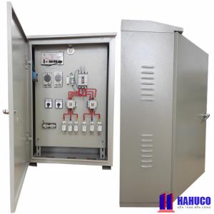 Hệ thống điện nguồn và điều khiển