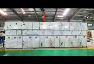 Tủ điện trung thế UNISEC - ABB