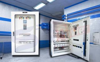 Tủ điện phân phối DB là gì? STPower Nhà máy sản xuất tủ điện công nghiệp hàng đầu Việt Nam